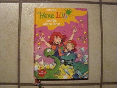 1 von 1 - Hexe Lilli und die wilden Dinos: Hexe Lilli für Erstleser Jungeleser, Kinderbuch