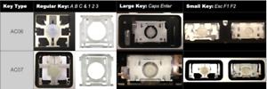 Macbook Pro Retina A1425 A1502 A1398 Keyboard Key Replacement 2012-2015 AC06