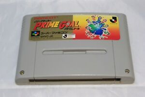 Prime-Goal-Super-Famicom-Game-Only-North-American-Seller