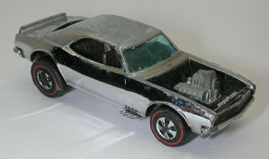 Rossoline Hotwheels Chrome 1970 Heavy Chevy oc16578