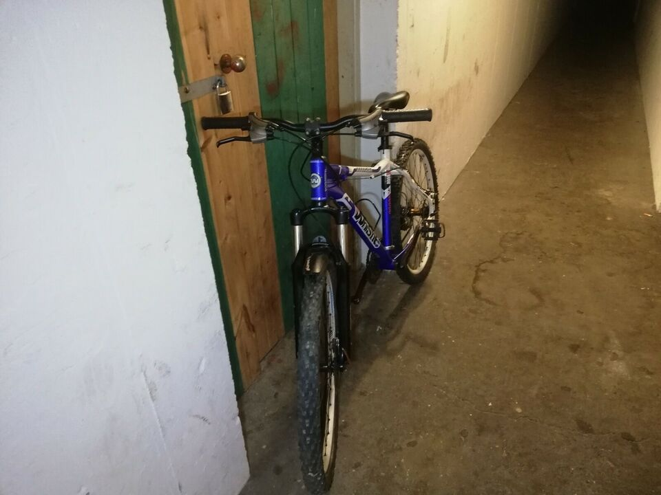 Whistle Miwok 723, hardtail, 15 tommer