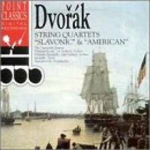 String-Quartets-Audio-CD-By-Dvorak-VERY-GOOD