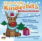 Tierisch tolle Kinderhits-Weihnachtslieder von Kinderliederbande (2013)