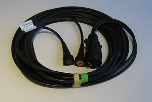 aspock light trailer wiring harness quick plug in 8 meter fit to rh ebay co uk  trailer hitch wiring harness carid