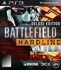 Battlefield Hardline -- Deluxe Edition (Sony PlayStation 3, 2015)