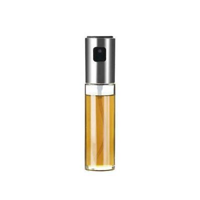 Stainless Olive Oil Sprayer Cooking Mister Spray Pump Fine Tool Kitchen Bot J1E0