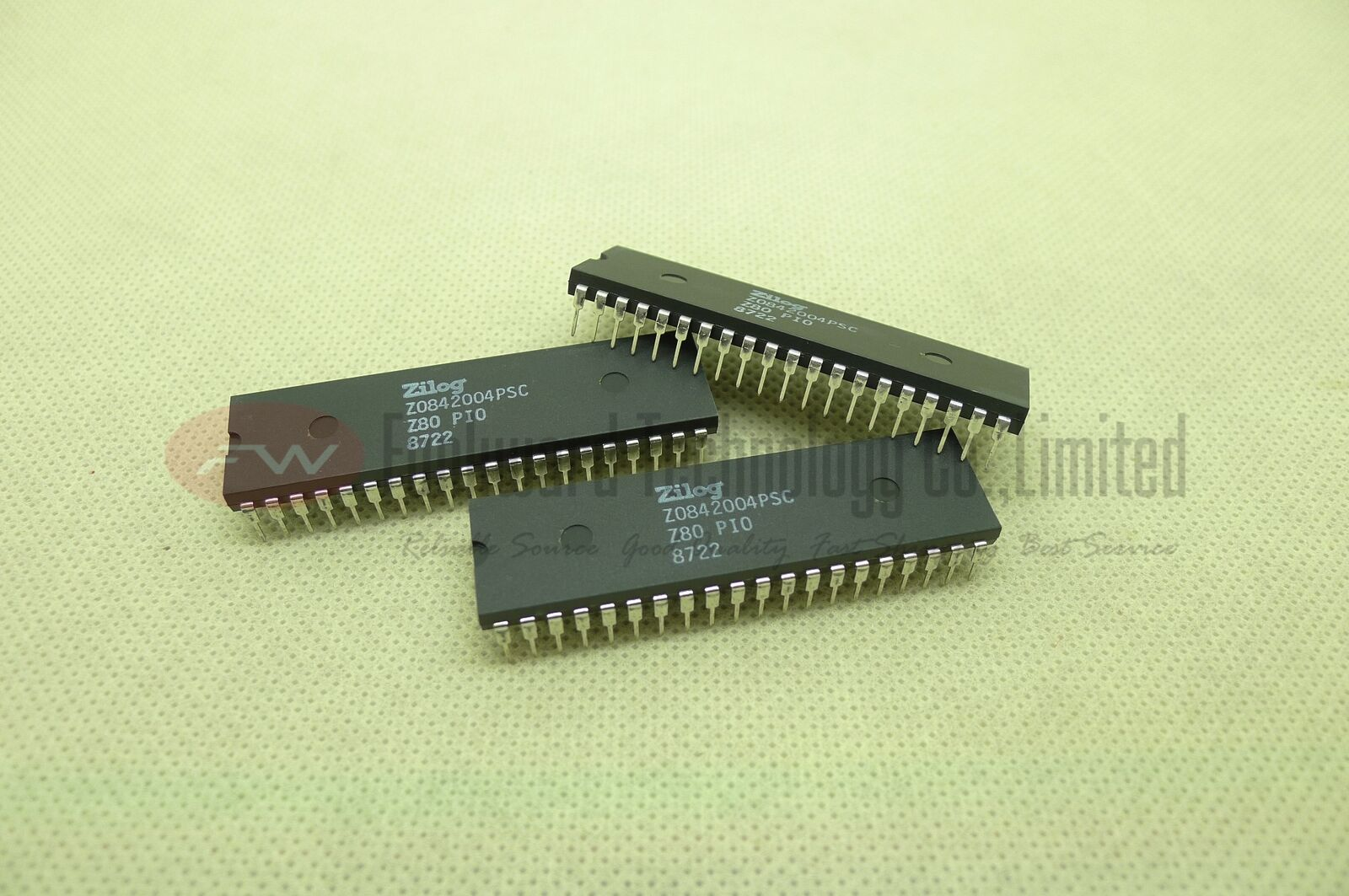 St Sgs-thomson Zilog Z0842004PSC Intergrated Circuit Z80 for sale online