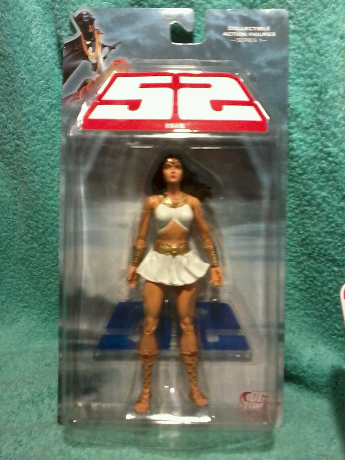 ISIS 52 Goddess Figure  DC Direct SHAZAM