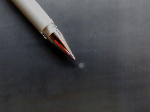 Sekunden 92cm Breit Fünf Meter Latex Gummi 0.20mm Stärke Schwarz