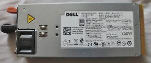 Dell 0fn1vt D750p-s0 Poweredge R510 R810 R910 Redondant T710 750 W Power Supply-afficher Le Titre D'origine