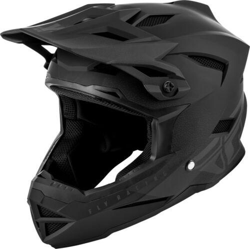 Fly Racing Default Mountain Bike Helmet Matte Black//Gray
