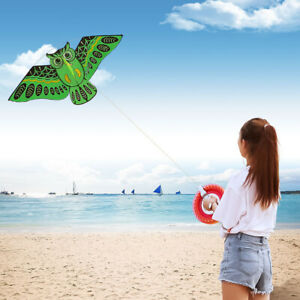Flying-Owl-Kite-Single-Line-Novelty-Animal-Kites-Children-Adults-Kid-outdoor-Toy