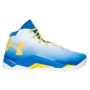 e6f7fccba186 Under Armour Curry 2.5 1274425-103 Men s Size US 10 (UK 9) Brand New ...