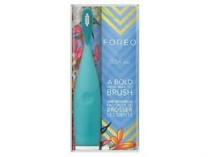 FOREO ISSA Play Silicone Electric Toothbrush, Summer Sky (Blue) New in Box