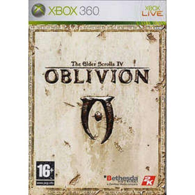 The Elder Scrolls IV: Oblivion XBox 360 NEW And Sealed FULL Original UK Version