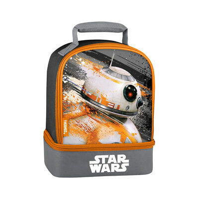 New Thermos Dual Compartment Lunch Kit Star Wars Episode