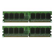 NEW 2GB 2X1GB DDR2 PC2-5300 667 MHz RAM Memory for Dell Dimension C521