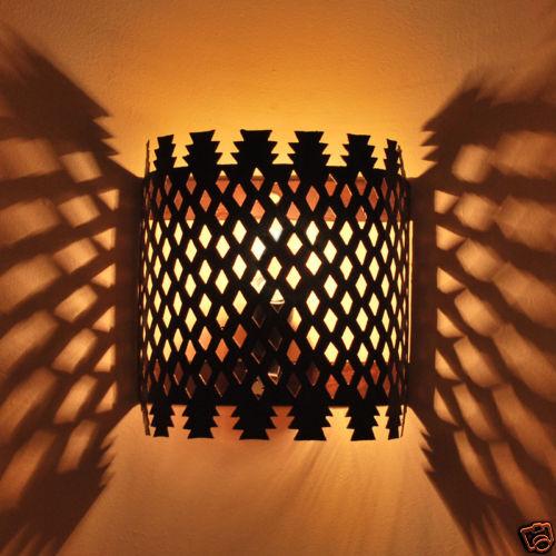 """Oriental murale éclairage lampe marocaine paravent Orient parapluie /""""taji/"""""""