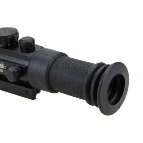 Long Rubber 40mm Ocular Eye Protector Extender Rubber For Universal Rifle Scope