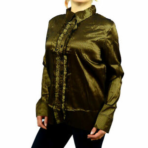 Plus-Size-Cotton-Victorian-Steampunk-Goth-Bussiness-Party-Shirt-18-20-22-24-26