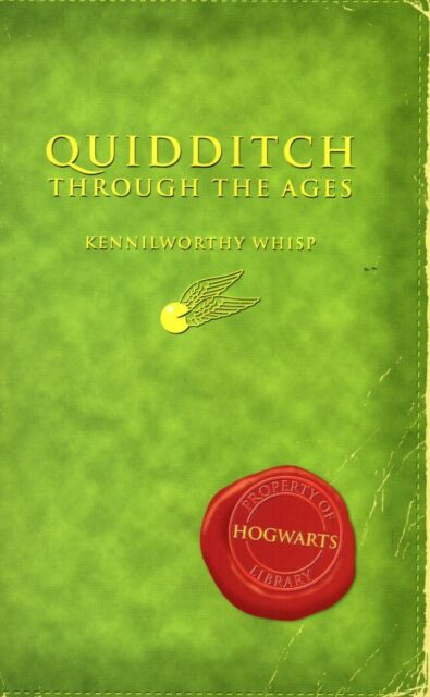 Comic Relief: Quidditch Through the Ages by Kennilworthy Whisp (J. K. Rowling)