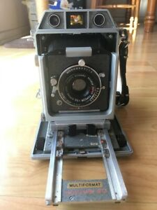 Topcon-Horseman-970-w-Pro-Topcor-Camera-Tokyo-Togaku-90mm-f5-6-Lens-MINT-RARE