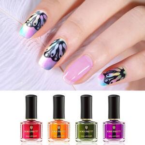 6ml-BORN-PRETTY-Palette-Tint-Top-Coat-Nail-Polish-Glossy-Purple-Manicure-Varnish