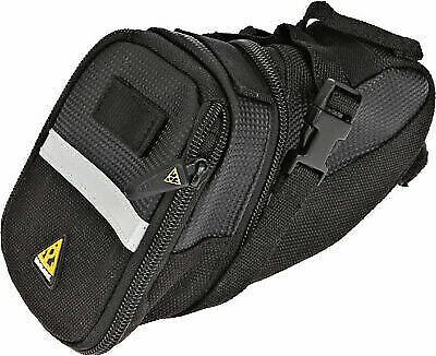 Bike Bicycle Strap Saddle Seat Bag Pannier Topeak TC2261B Aero Wedge Pack