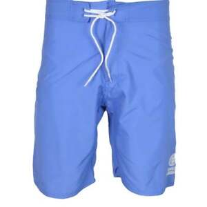 Franklin-amp-Marshall-UA950-Beachwear-Unisexe-atlantic-blue-Swim-Shorts