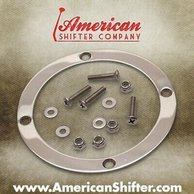 Round American Shifter 54581 Shift Boot Trim Ring