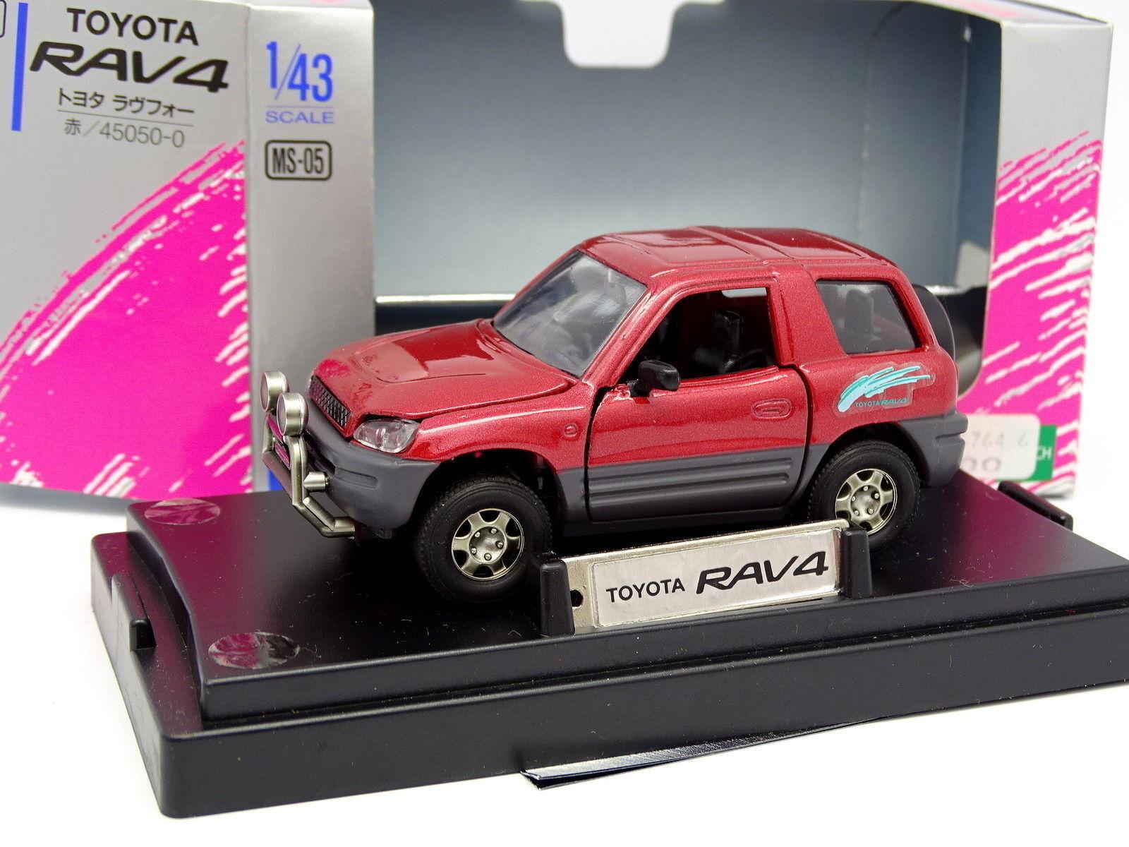 Epoca M Tech 1 43 - Toyota RAV4 RAV Corto red