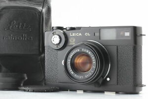 Mint-Leica-CL-50-years-Summicron-C-40mm-f-2-From-JAPAN-2198