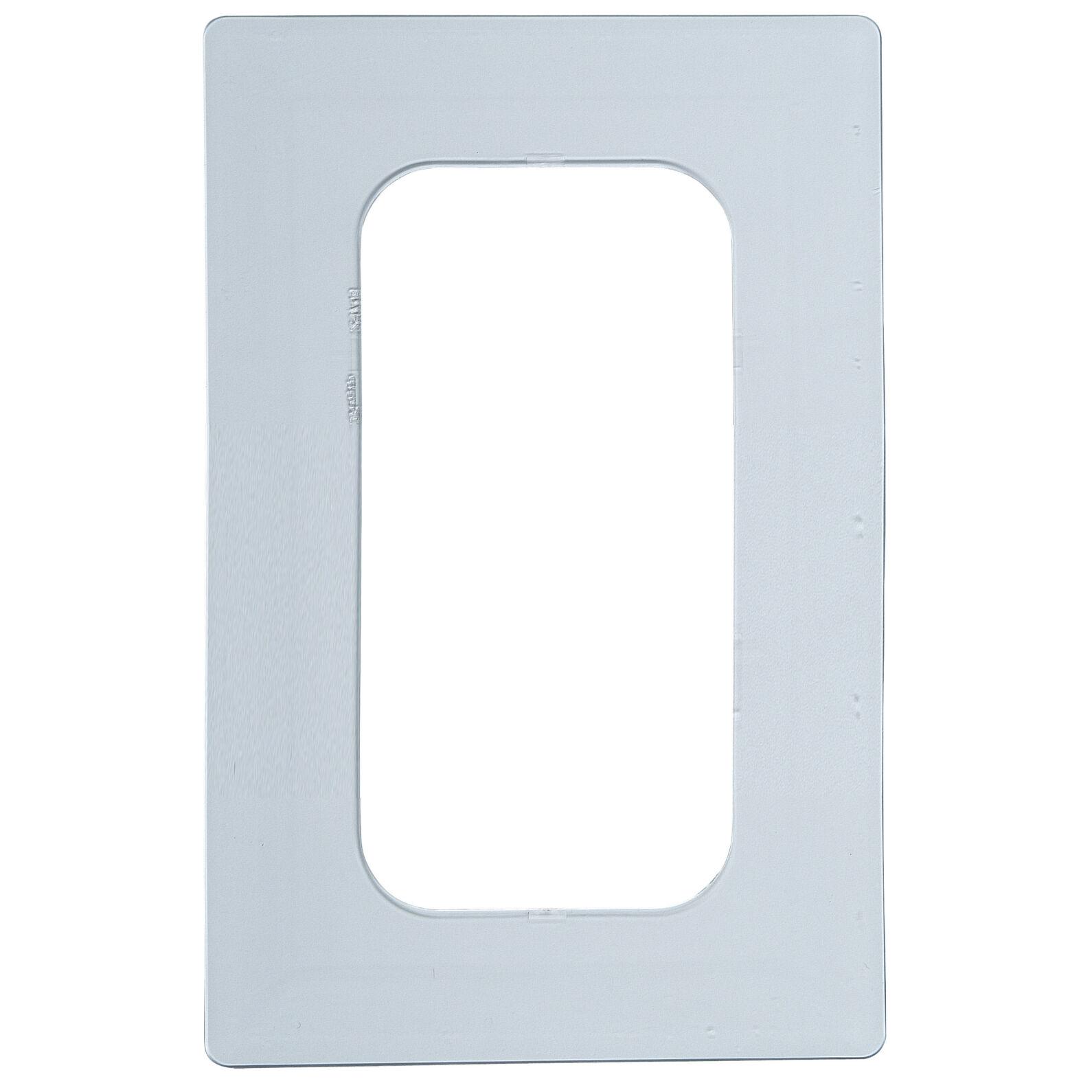 3x dekor-rahmen tapetenschutz 2-fach transparent | ebay