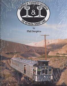TONOPAH-amp-TIDEWATER-Railroad-The-NEVADA-Short-Line-NEW-BOOK