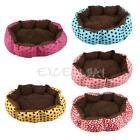 Pet Small Dog Nest Puppy Cozy Cat Soft Bed Fleece Kennel Plush Mat Warm E0Xc
