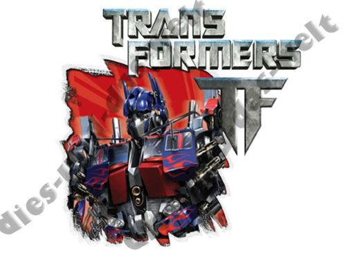 * Transformers Bügelbild Transfer Diapositive ou Patchwork Nouveau Gross 12 x 13 cm *