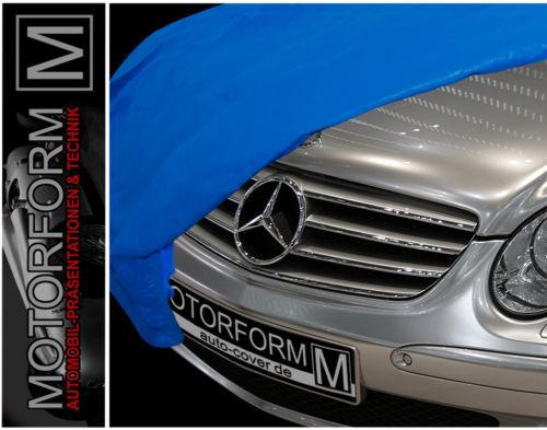 Mercedes SLC w107 c107 protección manta Auto Garage 350slc