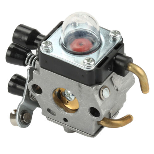 Carb Carburetor for STIHL FS55 FS55R KM55 HL45 KM55R FS38 Air Filter Line