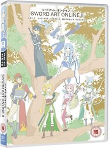 Sword-Art-Online-Season-2-Part-3-UK-IMPORT-DVD-NEW