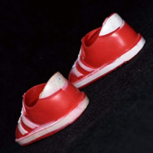Kenner Six Million Dollar Man Original Track Chaussures pour steve austin Figure c1975