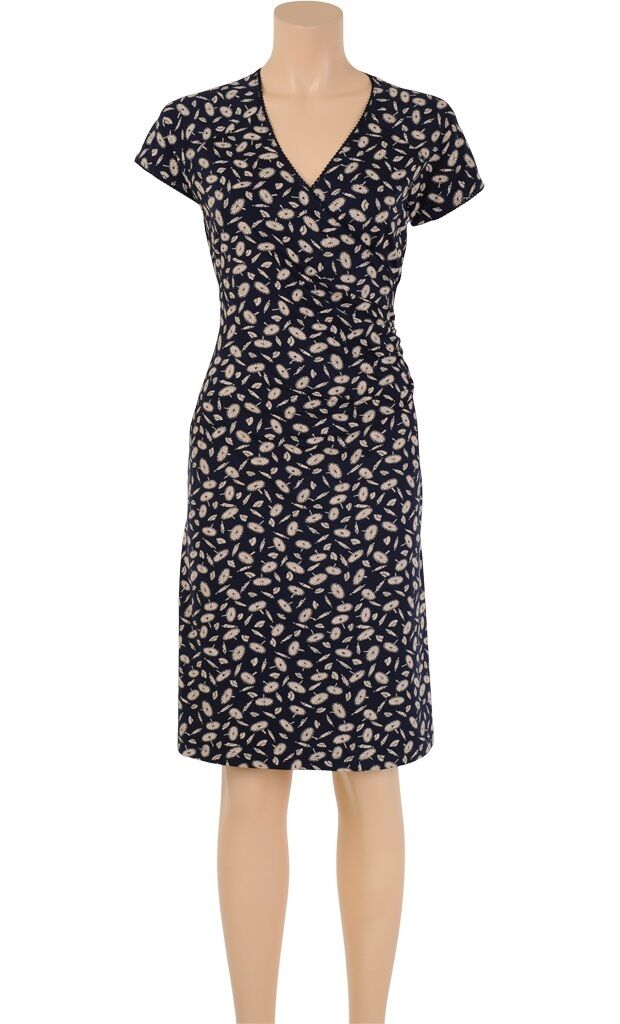 King Louie Louie Louie Retro Kleid Cross Dress Sombrilla dark navy dunkel-blau Blau 6106524 | Um Eine Hohe Bewunderung Gewinnen Und Ist Weit Verbreitet Trusted In-und   | Erschwinglich  8f9cac