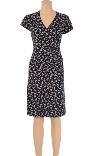Sombrilla Blue Retro Navy 6106524 King Louie Cross blau Dunkel Dark Dress Kleid xpwUXvq