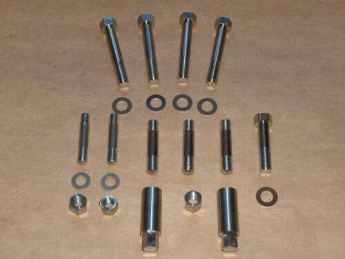 Norton commando 750  850 Cylinder Head Bolt Kit Stainless Steel