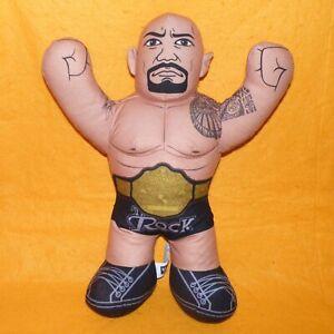 2012-MATTEL-WWF-WWE-WRESTLING-CHAMPIONSHIP-BRAWLIN-039-BUDDIES-THE-ROCK-PLUSH-TALKS