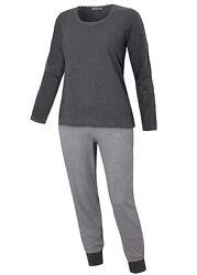 Schlafanzug Pyjama Nachtwäsche Nachtanzug Schlafwäsche auch Übergrößen KB Socken