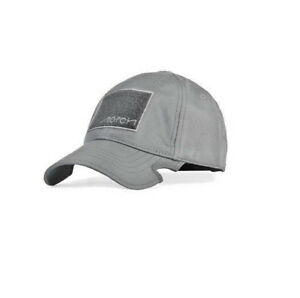 Details about Notch Cap Classic Fitted Hat Grey Operator Wolf Grey Military  Fitness Headwear