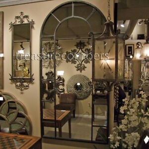 Palladian Arch Wall Mirror Arched Horchow Palais Window