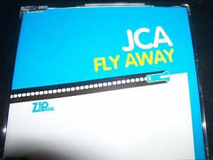 JCA-Fly-Away-Australian-Remixes-CD-Single-Like-New