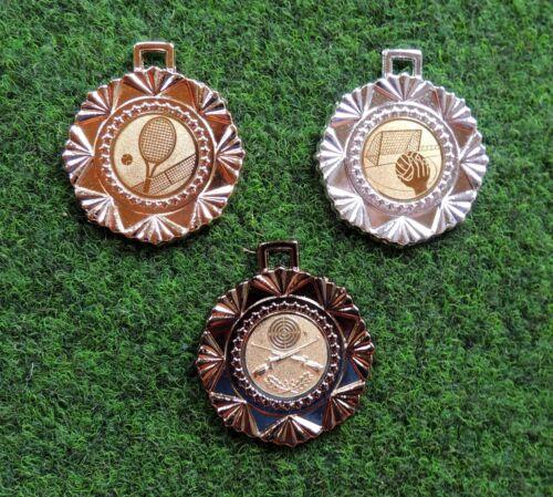 Emblem M720 Medaille Pokale Jugend Pokal Turnier 100 Medaillen mit Band