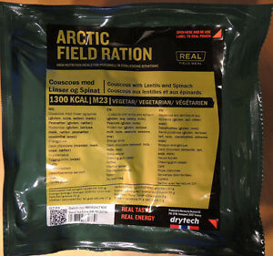 Arctic field ration